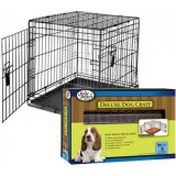 Four Paws K-9 Keeper Deluxe Crate