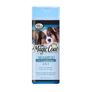 Four Paws Magic Coat® 2-in-1 Shampoo Plus Conditioner