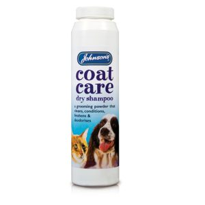 Johnson's Coat Care Dry Shampoo