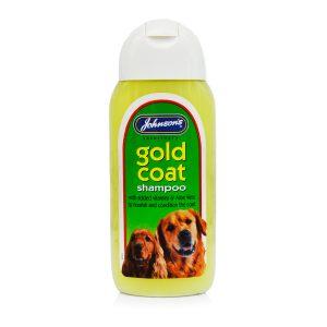 Johnson's Gold Coat Shampoo