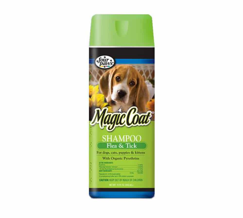 What Is The Best Flea Shampoo For Small Dogs