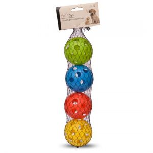 Plastic Treat Balls