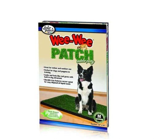 Pee-Wee-Patch