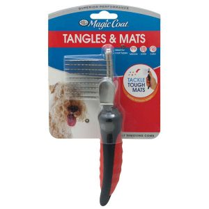 Four Paws Magic Coat Mat Removing Comb