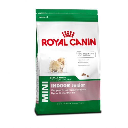 Royal Canin Mini Indoor Junior 4kg