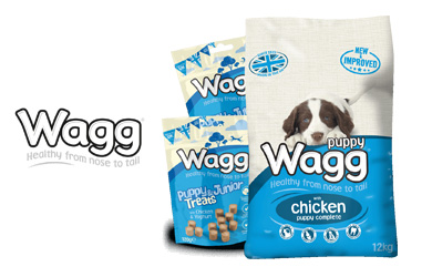 Click to buy Wagg Dog Food