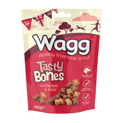 Wagg Tasty Bones