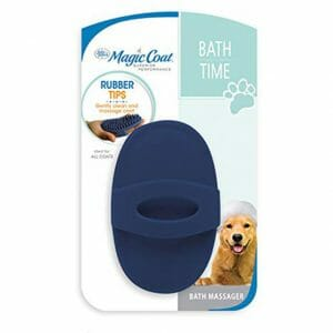 Four Paws Magic Coat Bath Massager