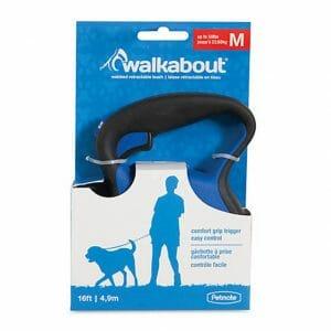 Petmate Walkabout Retractable Leash