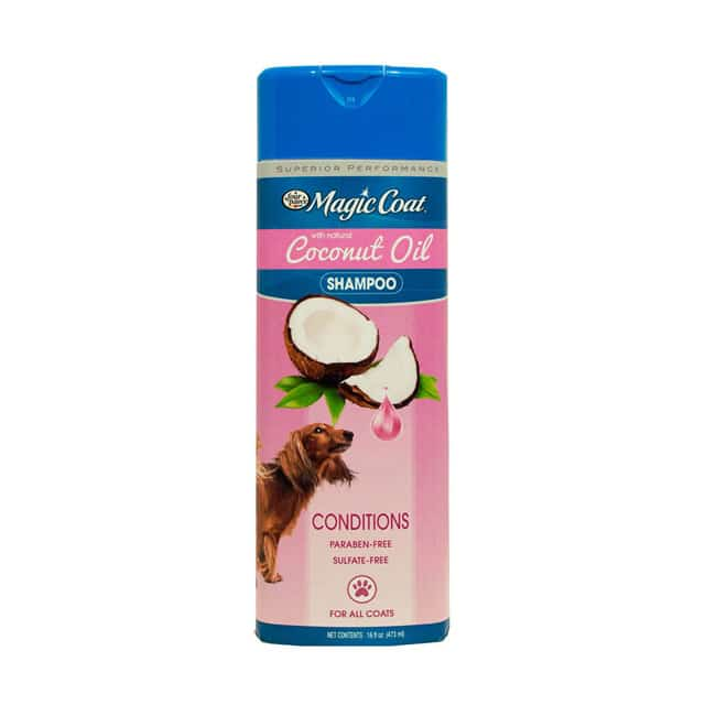 Magic Coat® Essential Oil Shampoo with Coconut Oil