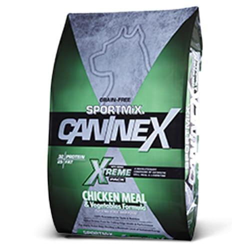 CanineX Chicken Meal & Vegetables Formula