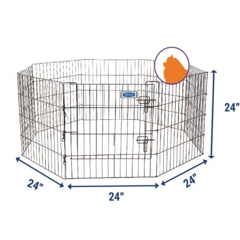 Petmate Single Door Exercise Pen_4