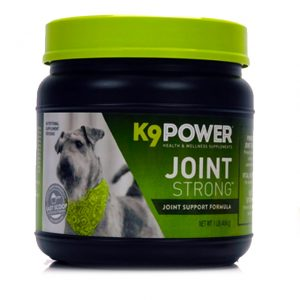 Joint Strong - Joint Support Formula For Your Dog's Joint Health and Mobility