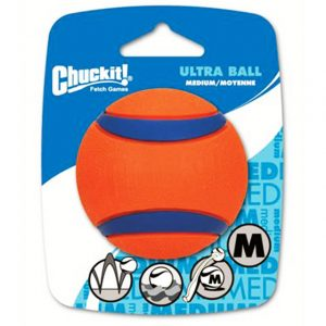 Chuckit Launcher Compatible Ultra Ball Medium