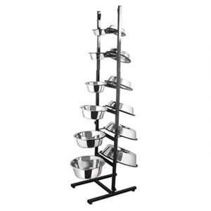 Double Side Display Stand