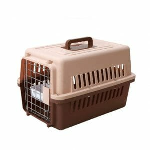 Plastic Airline Pet Carrier