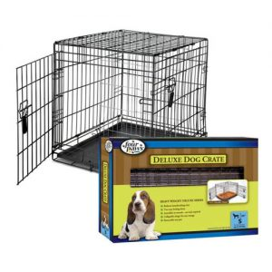 Four Paws Deluxe Dog Crate