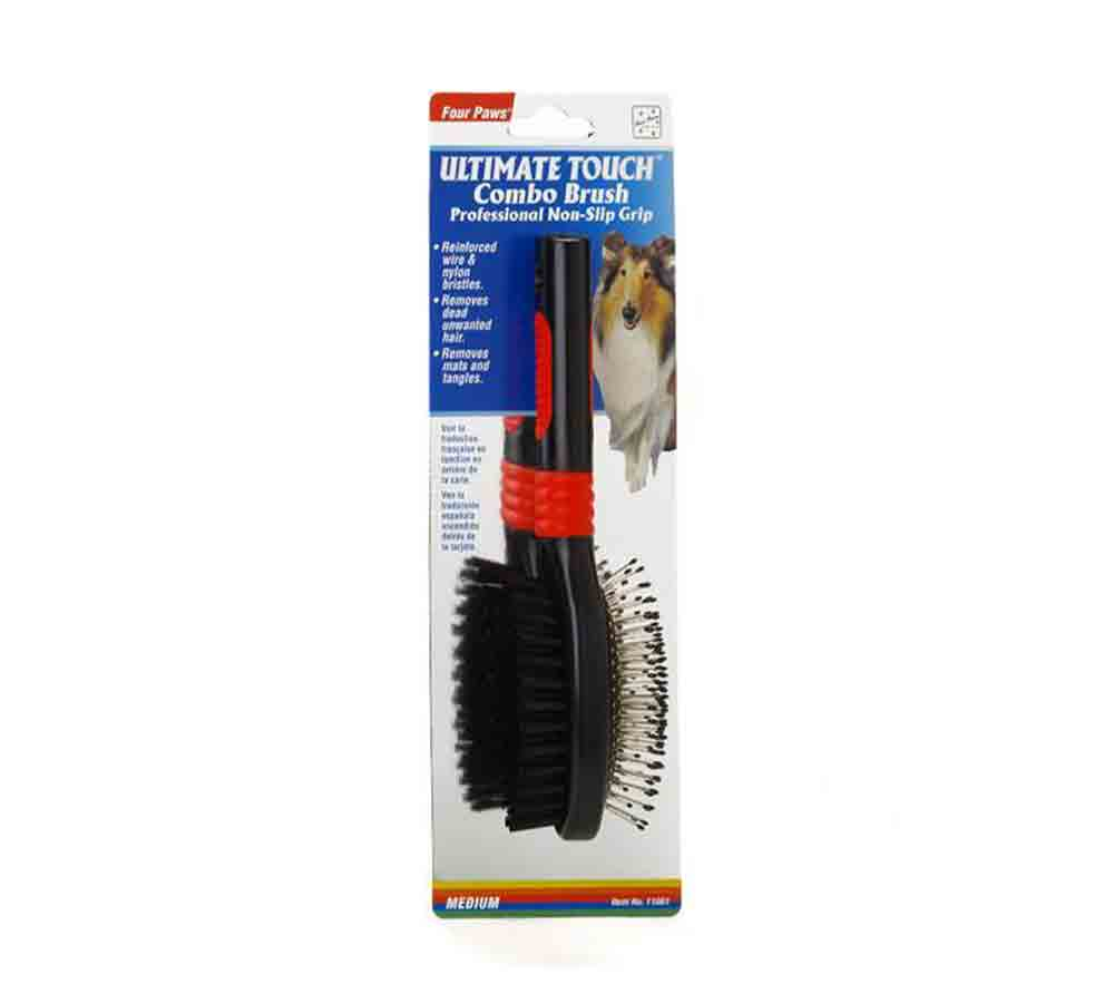 Four Paws Ultimate Touch® Combo Brush