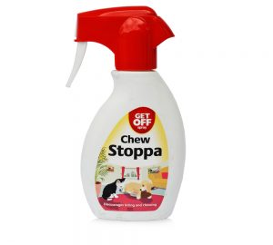Get off Spray Chew Stoppa