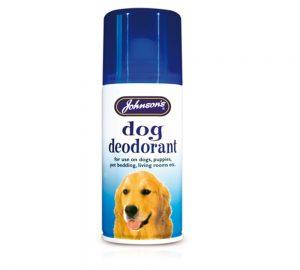 Johnson's Dog Deodorant