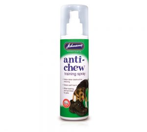 Johnsons Anti-Chew Training Spray