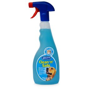 Johnson's Clean 'n' Safe for Cats & Dogs