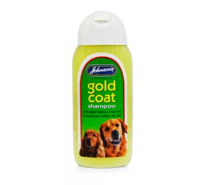 Johnson's Gold Coat Shampoo