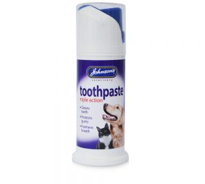 Johnson's Toothpaste Triple Action