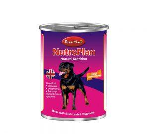 NutroPlan: Adult Chunks in Gravy (Lamb & Vegetable)