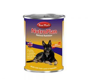 NutroPlan: Adult Meat Loaf (Lamb & Vegetable)