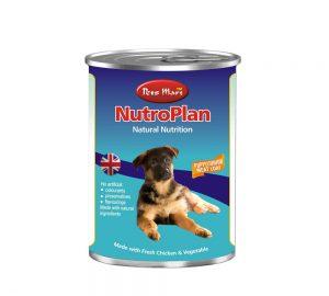 NutroPlan: Puppy-Junior Meat Loaf (Chicken & Vegetable)