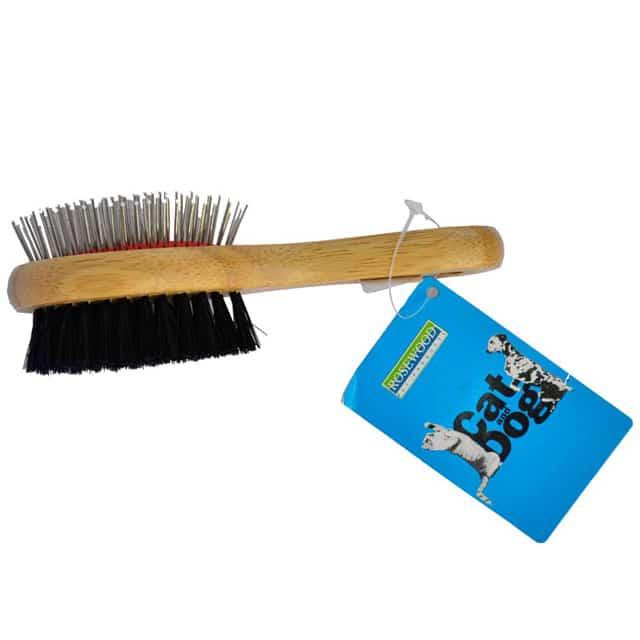 Rosewood Comb Brush