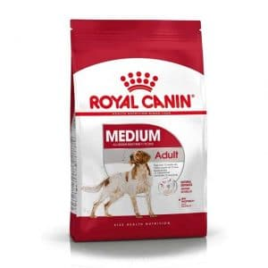 Royal Canin Dog Food Medium Adult 15kg