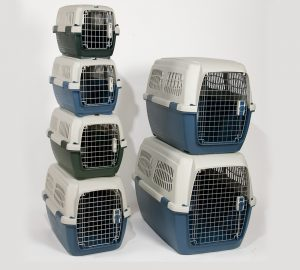 Plastic Dog Carrier Cage