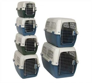 Plastic Dog Carriers