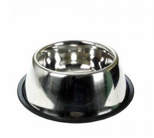 Non Slip Stainless steel Bowl