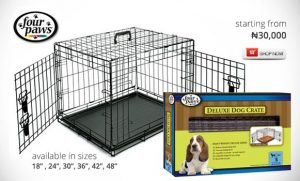 Four Paws Cages