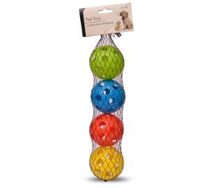 Plastic Treat Balls