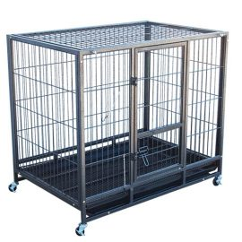 Indoor Metal Dog Cage