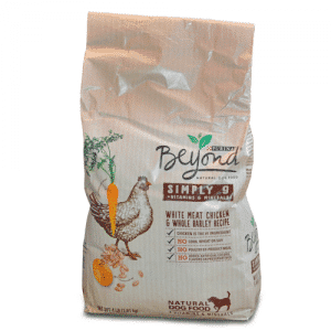 Purina One Beyond Natural Dog Food, White Meat Chicken & Whole Barley Recipe