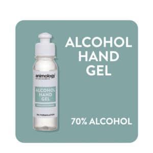 Animology Alcohol Hand Gel 100ml