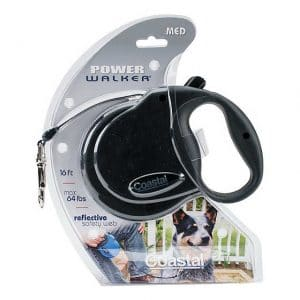 Coastal Power Walker Retractable Leash