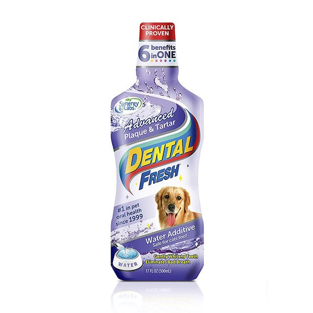 Dental Fresh Advanced Plaque and Tartar