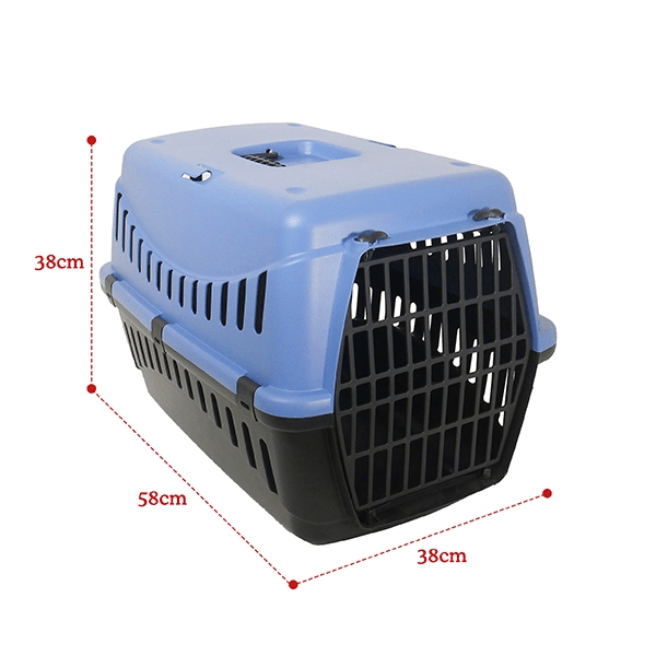 Eco Line Pet Carrier Medium Slate Blue