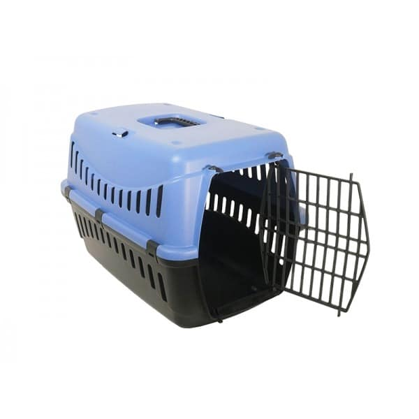 Eco Line Pet Carrier Medium Slate Blue_3