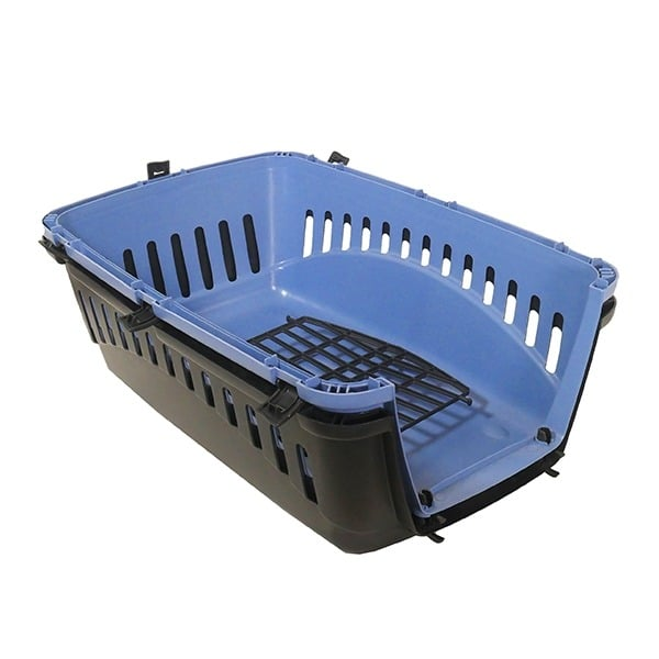 Eco Line Pet Carrier Medium Slate Blue_6