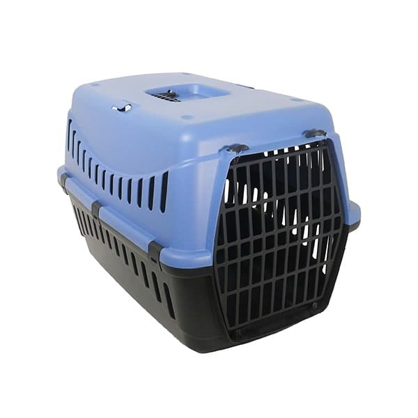 Eco Line Pet Carrier Medium Slate Blue_8