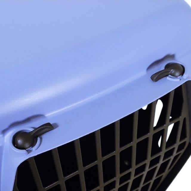 Eco Line Pet Carrier Small Slate Blue-Black_3
