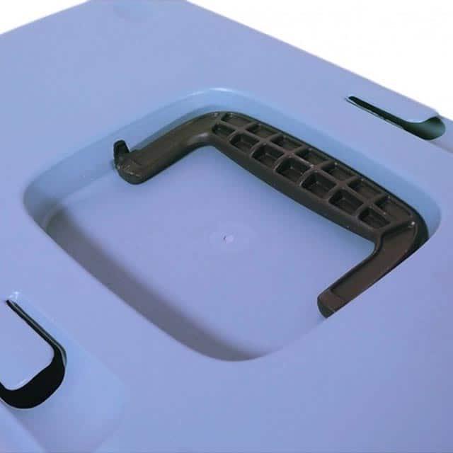 Eco Line Pet Carrier Small Slate Blue-Black_6