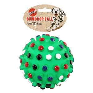 Ethical Pet Spot Gumdrop Ball